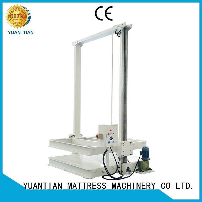 border unit machine mattress packing machine YUANTIAN Mattress Machines