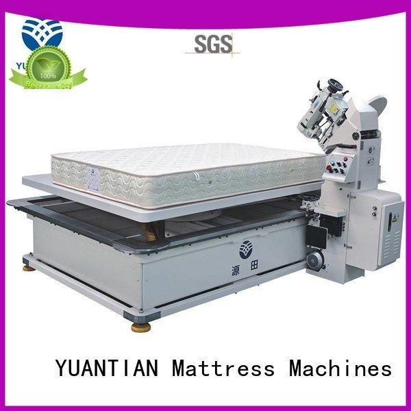 YUANTIAN Mattress Machines mattress binding mattress tape edge machine table machine