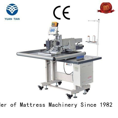 YUANTIAN Mattress Machines singer  mattress  sewing machine price machine arm long bhy1