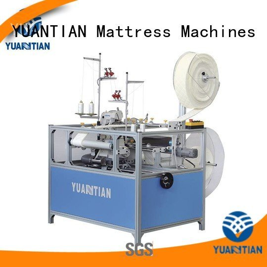 Double Sewing Heads Flanging Machine machine Mattress Flanging Machine flanging