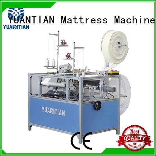 Double Sewing Heads Flanging Machine mattress ds8a Mattress Flanging Machine