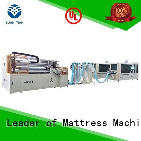 Automatic Pocket Spring Machine assembling Automatic High Speed Pocket Spring Machine coiler