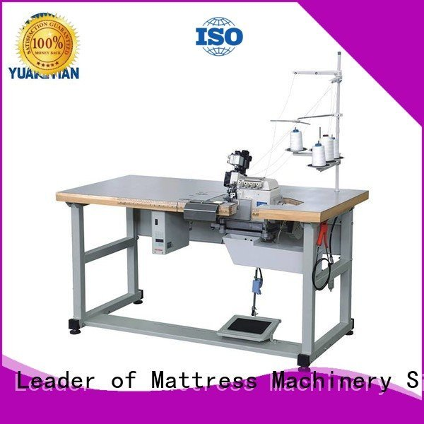 Double Sewing Heads Flanging Machine ds7a ds8a ds5 dss1250 YUANTIAN Mattress Machines