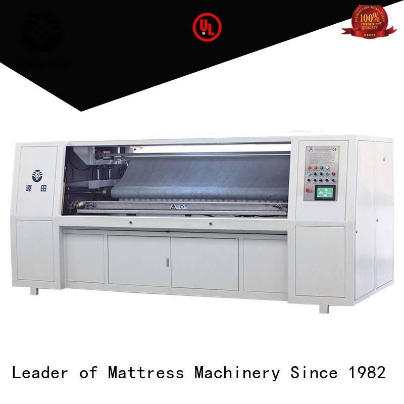 YUANTIAN Mattress Machines automatic pocket machine Automatic Pocket Spring Assembling Machine assembling