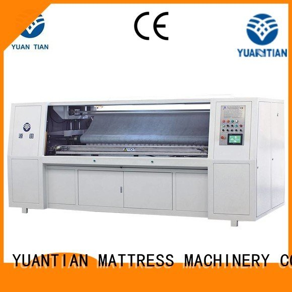 Automatic Pocket Spring Assembling Machine automatic spring YUANTIAN Mattress Machines Brand