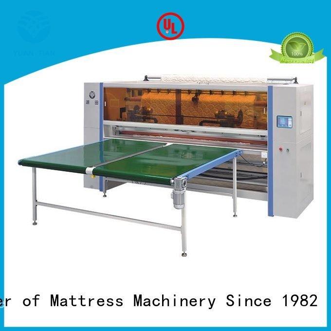 YUANTIAN Mattress Machines Brand machine mattress Mattress Cutting Machine panel cutting