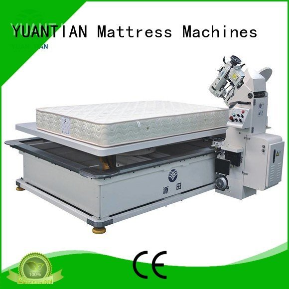 mattress tape edge machine machine edge top YUANTIAN Mattress Machines