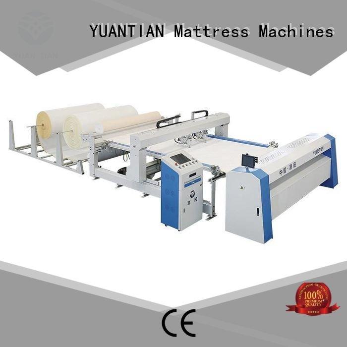 Wholesale quilting multineedle quilting machine for mattress YUANTIAN Mattress Machines Brand