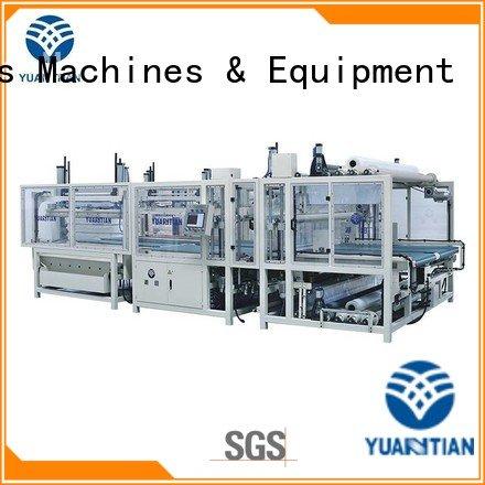 Hot foam mattress making machine bending qw4 unit YUANTIAN Mattress Machines Brand
