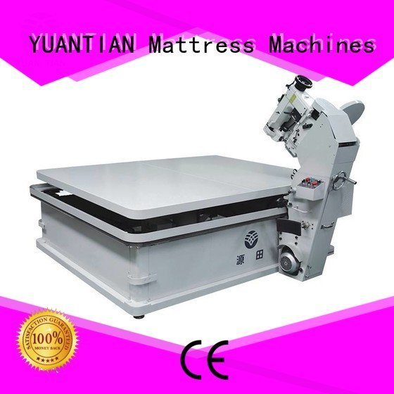 Quality mattress tape edge machine YUANTIAN Mattress Machines Brand edge mattress tape edge machine