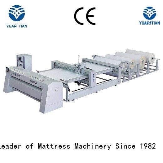 OEM quilting machine for mattress ls320 multineedle quilting machine for mattress price