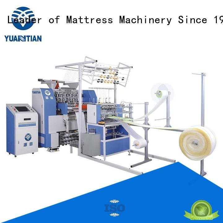 quilting machine for mattress price quilting quilting machine for mattress YUANTIAN Mattress Machines