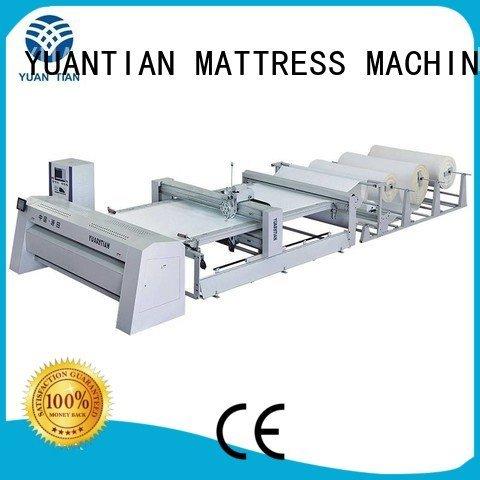 quilting machine for mattress price bhf1 quilting machine for mattress multineedle YUANTIAN Mattress Machines