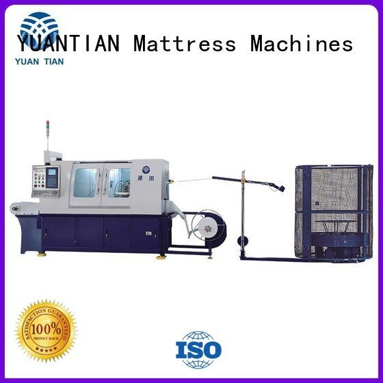 OEM Automatic Pocket Spring Machine production dzg6 machine Automatic High Speed Pocket Spring Machine