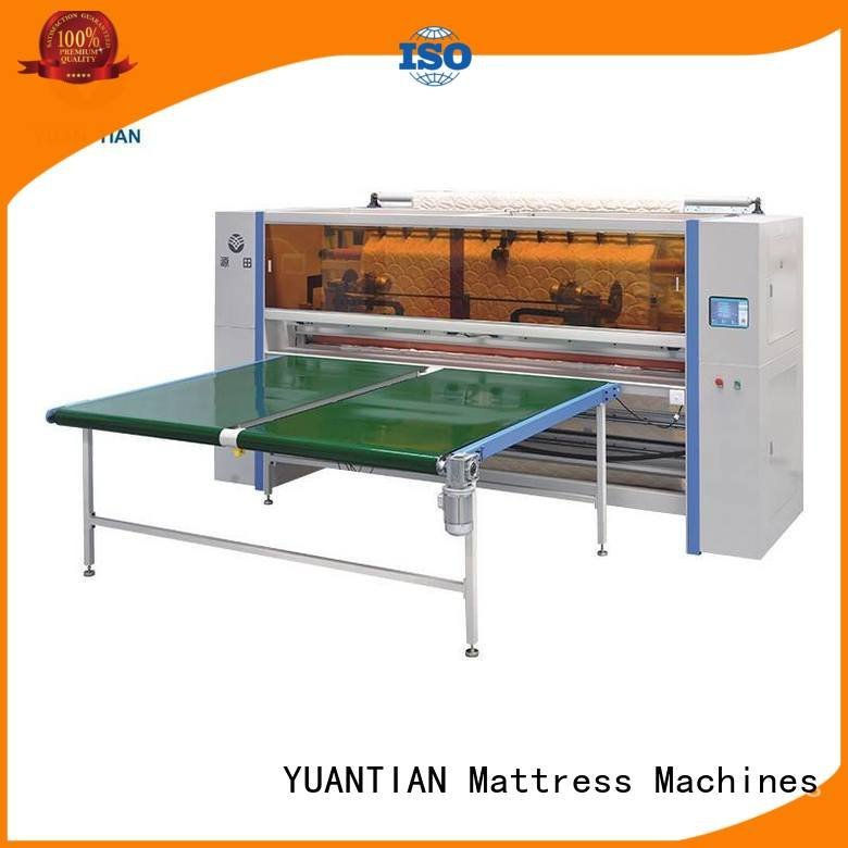machine Mattress Cutting Machine panel mattress YUANTIAN Mattress Machines