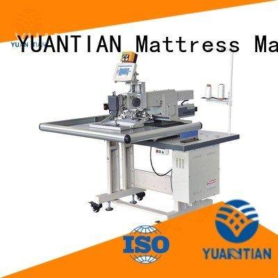 Hot singer  mattress  sewing machine price mattress long autimatic YUANTIAN Mattress Machines Brand