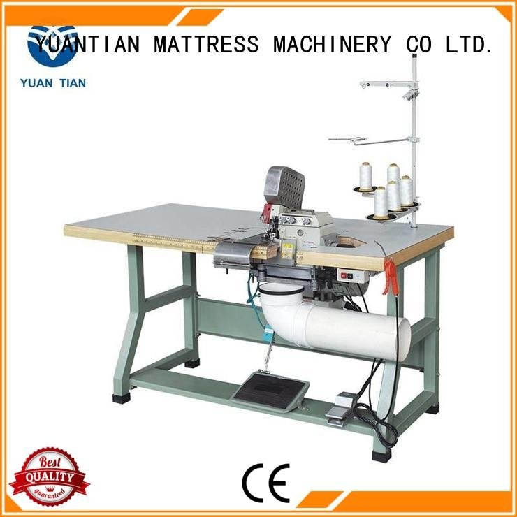 Double Sewing Heads Flanging Machine machine Mattress Flanging Machine sewing