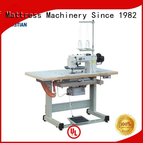 pf300u machine YUANTIAN Mattress Machines mattress tape edge machine