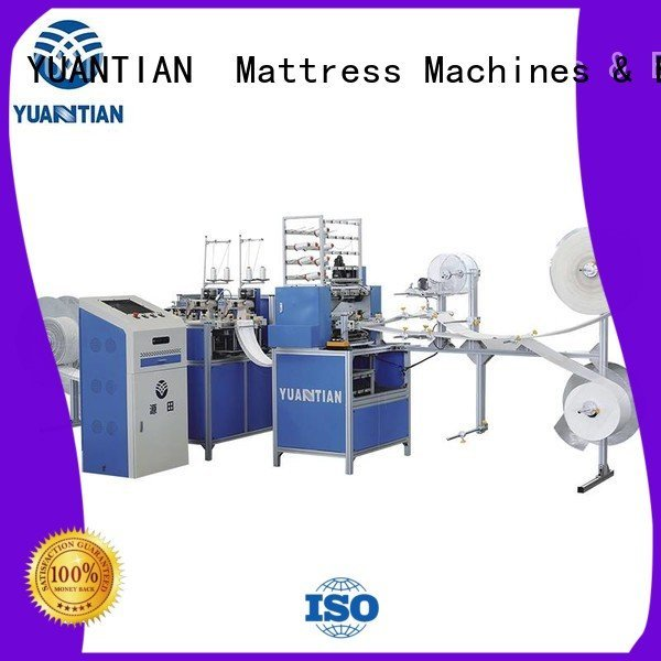quilting quilting machine for mattress singleneedle multineedle YUANTIAN Mattress Machines