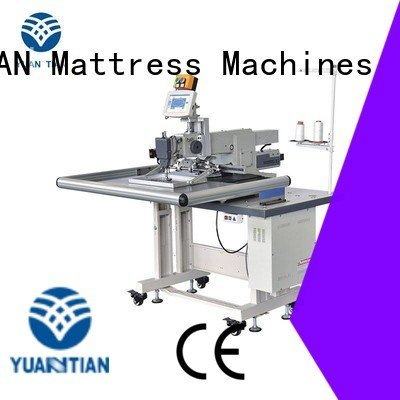 YUANTIAN Mattress Machines singer  mattress  sewing machine price yts3040 arm computerized