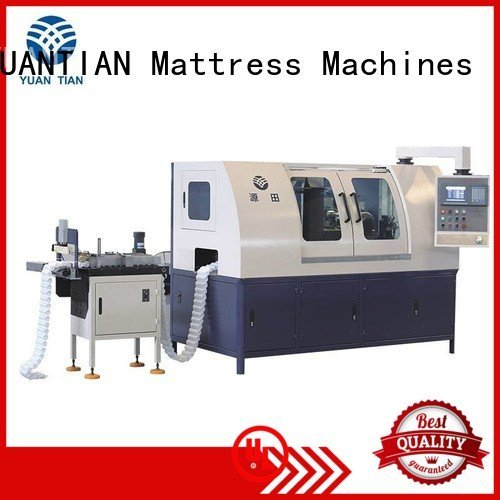 automatic dzg1 dzg1b machine YUANTIAN Mattress Machines Automatic Pocket Spring Machine