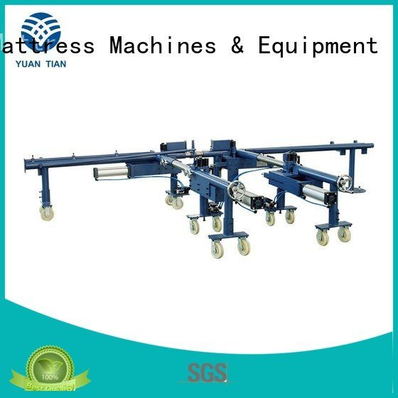foam mattress making machine poket mattress packing machine YUANTIAN Mattress Machines