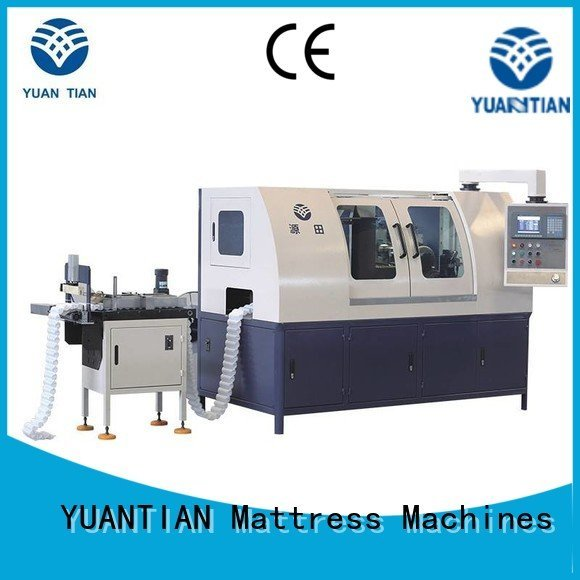 high Automatic High Speed Pocket Spring Machine automatic YUANTIAN Mattress Machines
