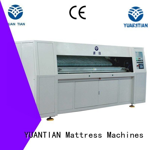 Quality Automatic Pocket Spring Assembling Machine YUANTIAN Mattress Machines Brand pocket Pocket Spring Assembling Machine
