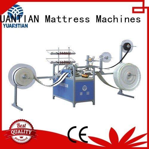 border machine YUANTIAN Mattress Machines Mattress Sewing Machine
