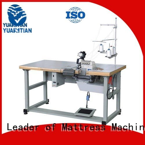 YUANTIAN Mattress Machines Brand flanging heads Mattress Flanging Machine multifunction ds5c