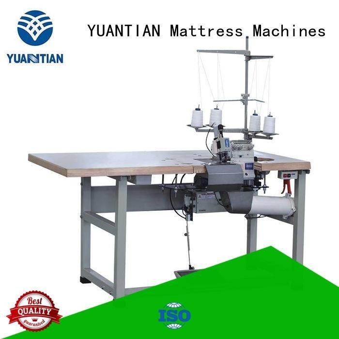 YUANTIAN Mattress Machines Brand ds7a Double Sewing Heads Flanging Machine mattress ds8a