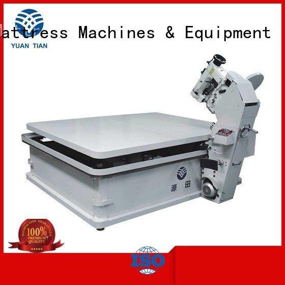 tape mattress tape edge machine binding YUANTIAN Mattress Machines Brand mattress tape edge machine mattress