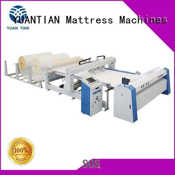 quilting machine for mattress price double multineedle four lockstitch