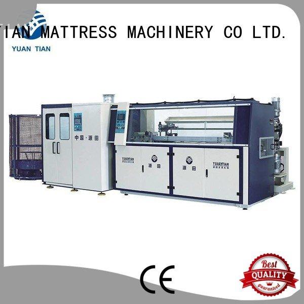 OEM bonnell spring machine unit line coiler Automatic Bonnell Spring Coiling Machine