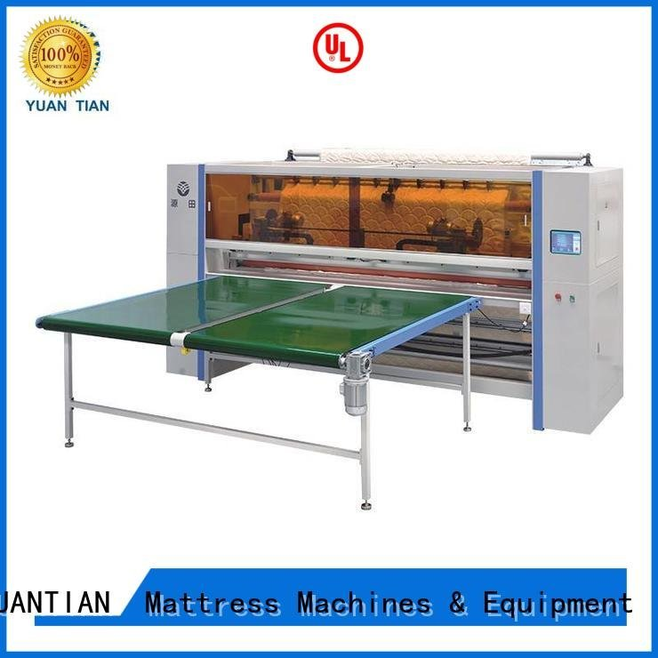 Mattress Cutting Machine Supplier mattress Mattress Cutting Machine YUANTIAN Mattress Machines