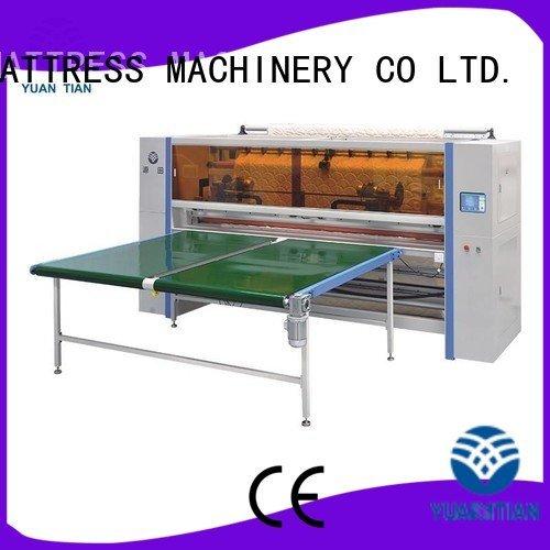 YUANTIAN Mattress Machines Brand mattress machine panel Mattress Cutting Machine
