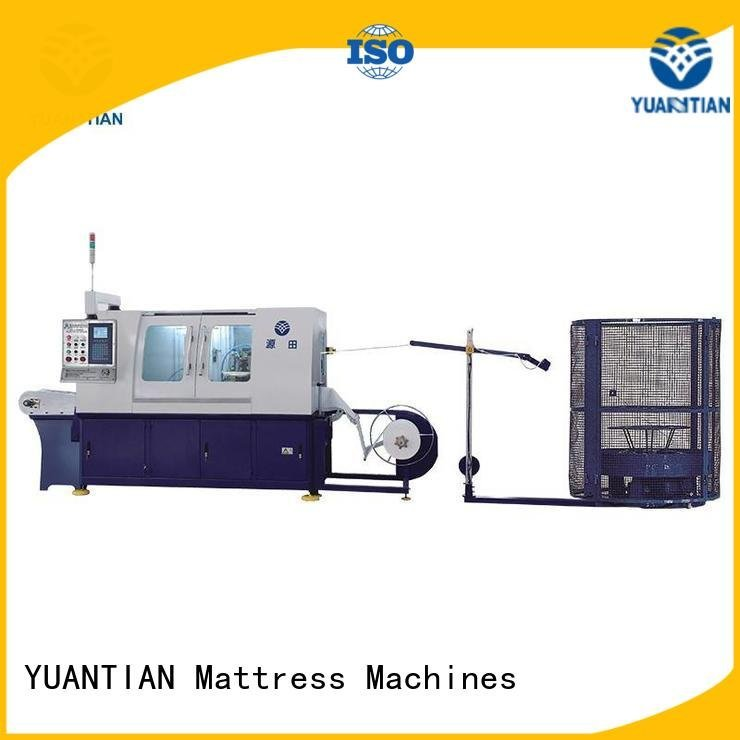 Automatic Pocket Spring Machine high Automatic High Speed Pocket Spring Machine spring YUANTIAN Mattress Machines