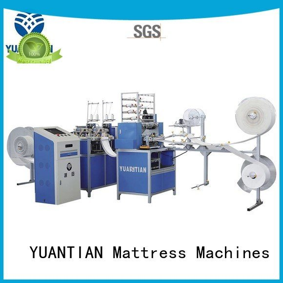 highspeed needle quilting machine for mattress price YUANTIAN Mattress Machines