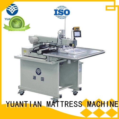 Hot singer  mattress  sewing machine price machine longarm long YUANTIAN Mattress Machines Brand
