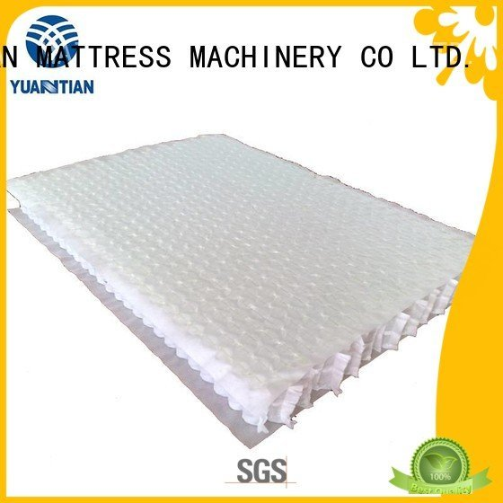 spring covers top YUANTIAN Mattress Machines mattress spring unit