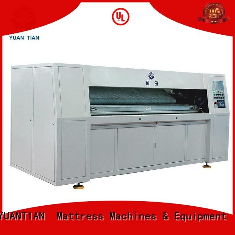 Hot Automatic Pocket Spring Assembling Machine pocket machine spring YUANTIAN Mattress Machines Brand