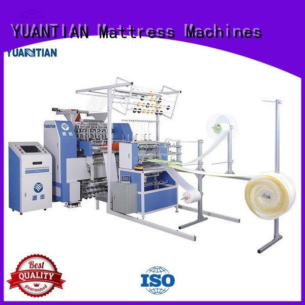 quilting machine for mattress price singleneedle YUANTIAN Mattress Machines Brand quilting machine for mattress