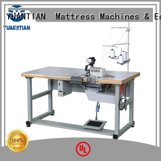 OEM Mattress Flanging Machine machine ds7a Double Sewing Heads Flanging Machine