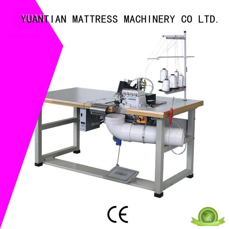 Double Sewing Heads Flanging Machine sewing Mattress Flanging Machine ds7a