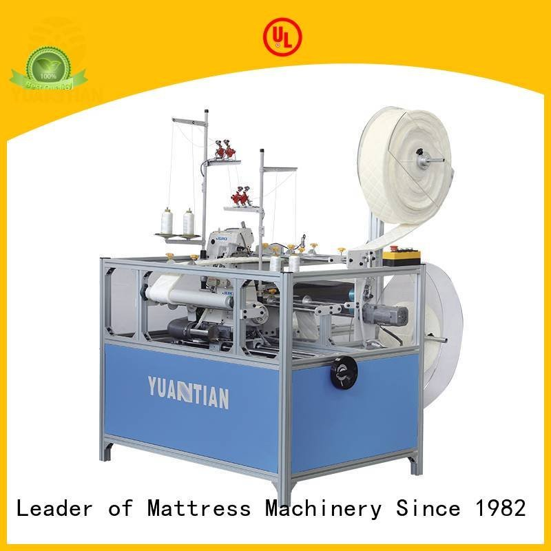 Double Sewing Heads Flanging Machine mattress flanging Mattress Flanging Machine