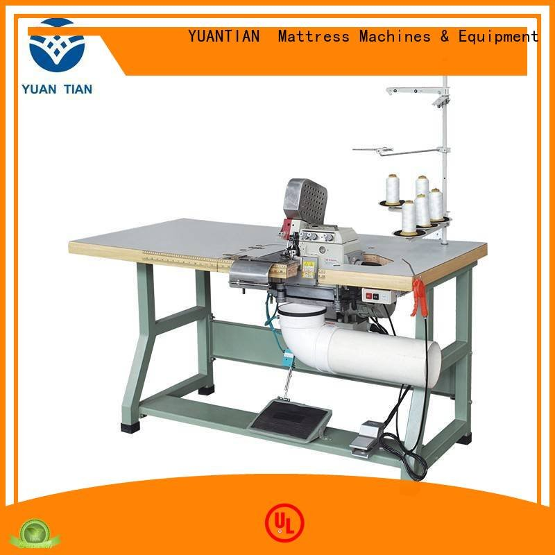 Custom Mattress Flanging Machine heavyduty machine ds5c YUANTIAN Mattress Machines