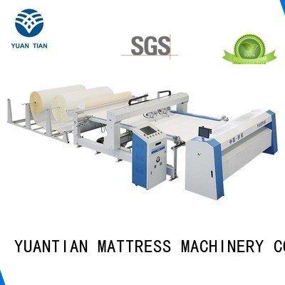 YUANTIAN Mattress Machines quilting machine for mattress price quilting dzhf1g lockstitch