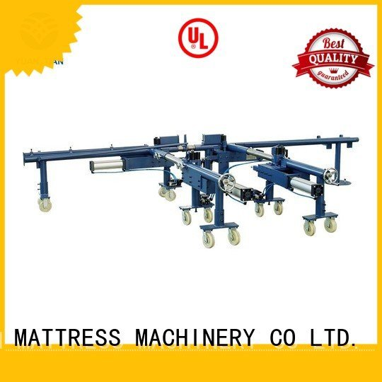 foam mattress making machine spring YUANTIAN Mattress Machines Brand mattress packing machine