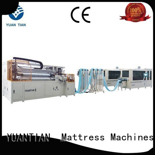 Automatic Pocket Spring Machine dzg1b dtdx012 automatic YUANTIAN Mattress Machines