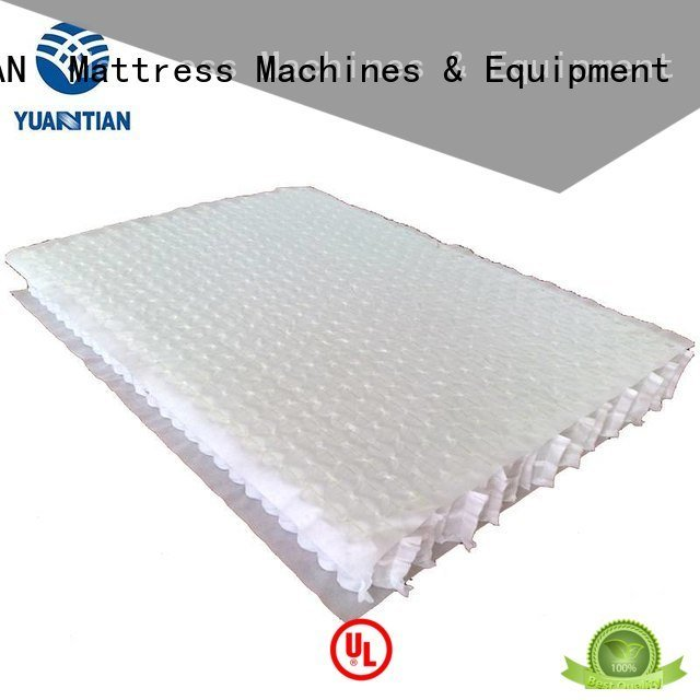 YUANTIAN Mattress Machines bottom with nested mattress spring unit unit